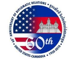 60th Anniversary of U.S-Cambodia  Diplomatic Relation