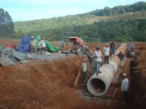 Development in Mondulkiri