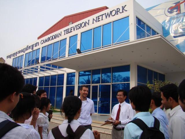 Visiting CTN | Student Blog