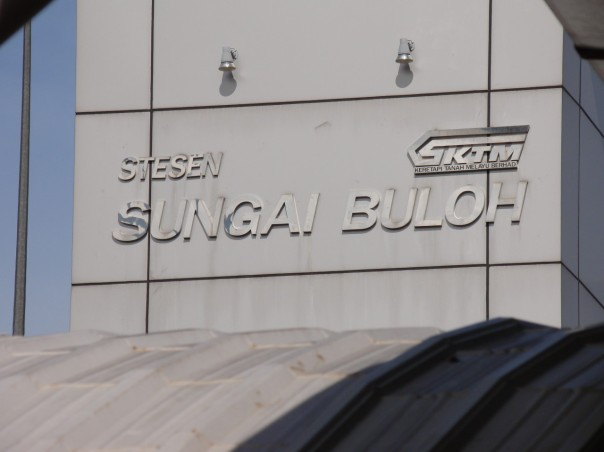 Sungai Buloh train station